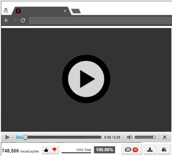 Como baixar vídeos do XVideos