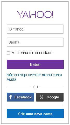 Como mudar a senha do seu E-mail Yahoo!