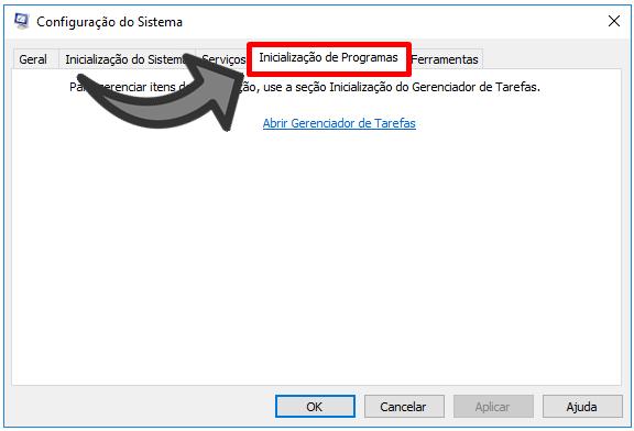 Como remover programa indesejados de iniciarem com o computador