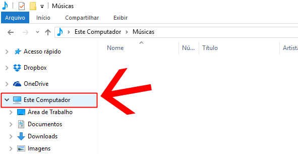 Como salvar músicas do Spotify no Pendrive