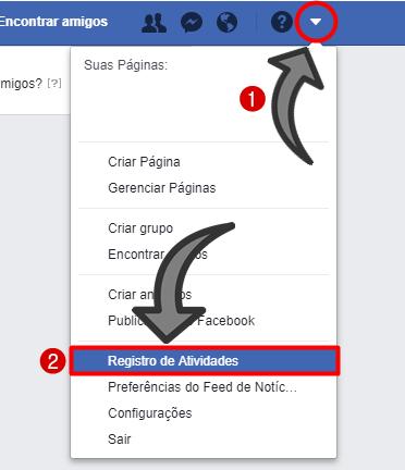 Esconder pessoas no Facebook