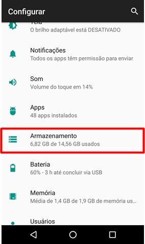 Como transformar o cartao SD em memoria interna no Android
