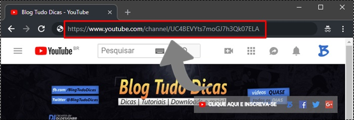 baixar videos youtube canal